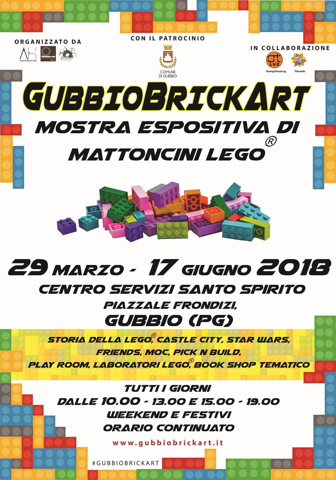 GUBBIO BRICKART