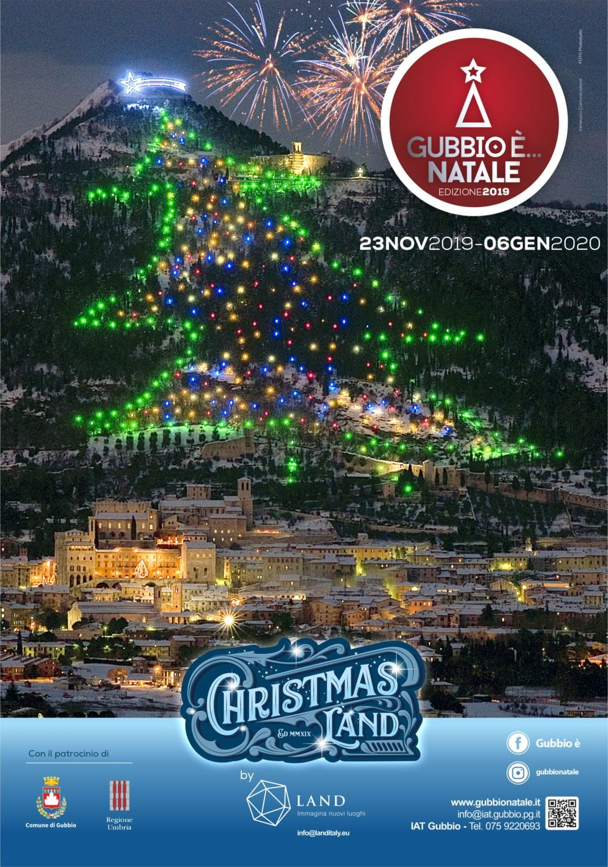 Gubbio è ... Natale 2019 - Agriturismo montesalce